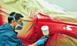 Полировка царапин кузова автомобиля своими руками