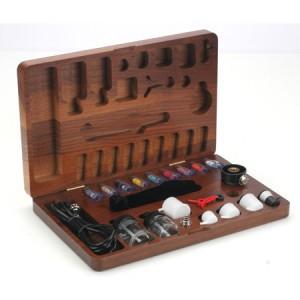 Мобильный набор для аэрографии в чемоданичике
