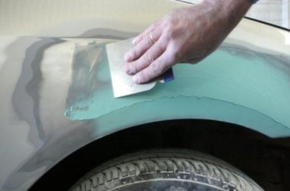 Подготовка авто к покраске своими руками в