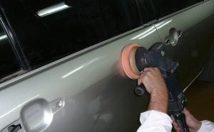 Полировка лака после покраски авто