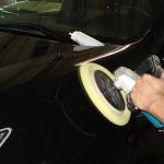 Полировка царапин на кузове авто