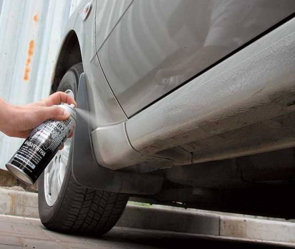 Как избавиться от ржавчины на автомобиле своими