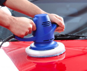 Машинка для полировки