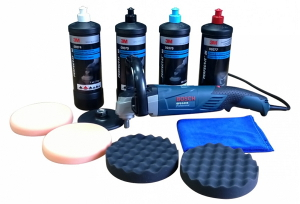 Оборудование и материалы для полировки