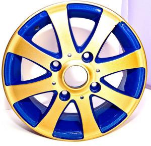 покраска дисков в два цвета