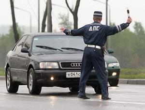 инспектор дорожной полиции