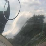 Царапина на крыле после использования FixItPro