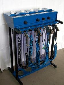 Оборудование для каталитического хромирования