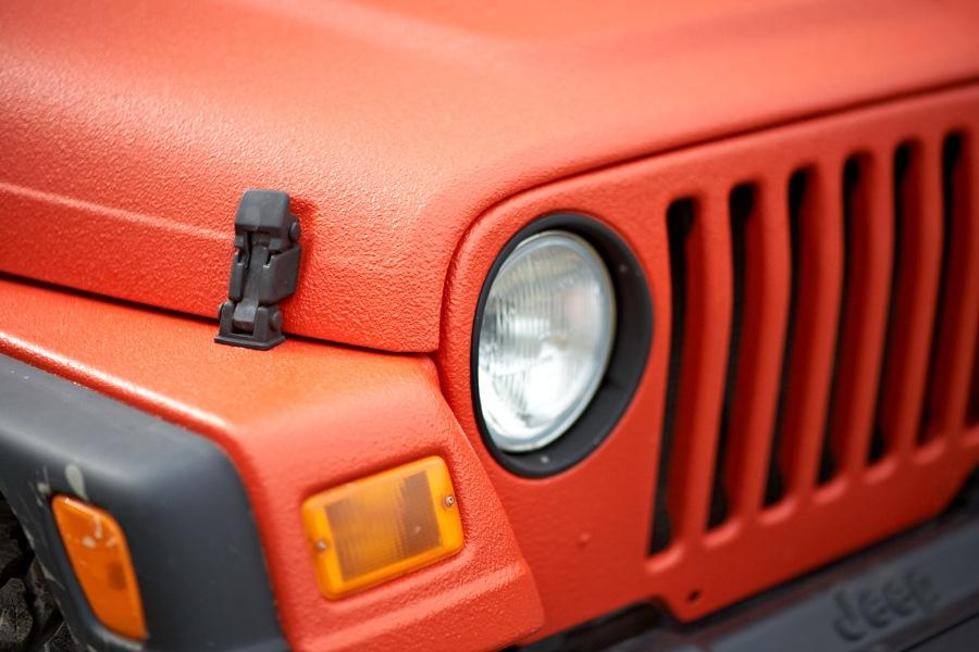 Покраска автомобиля Раптором