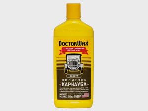 Защитная полироль Doctor Wax