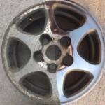 Полировка литых дисков