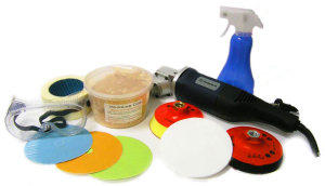 Инструменты для полировки стекла